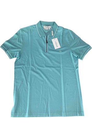 Salvatore Ferragamo \N Cotton Polo shirts for Men