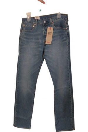 Levi's Men Jeans - 501 Cotton Jeans for Men