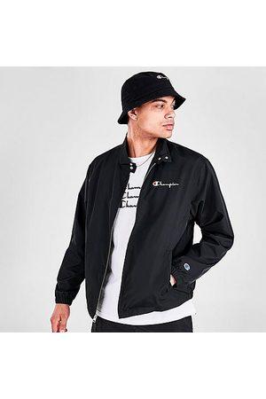 Champion Men's Nylon Warm-Up Jacket Size Small