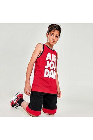 Nike Jordan Boys' Mesh Jersey Tank Top in /Gym Size Small 100% Polyester/Jersey