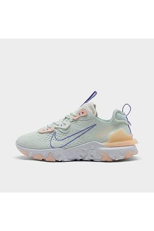 Nike Women's React Vision Running Shoes in /Barely Size 5.5