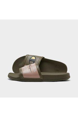 Champion Men's Squish Logo Slide Sandals Size 11.0