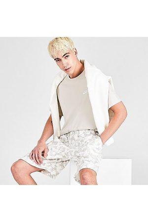 Nike Men's Sportswear Camo Club Shorts in /Camo/Summit