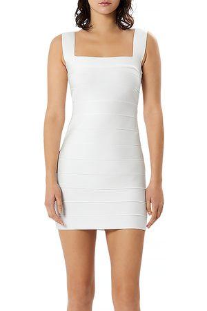 Hervé Léger Icon Bandage Mini Dress