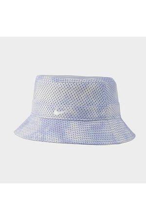 Nike Men Neckties - Sportswear Tie-Dye Bucket Hat in Purple/Light Thistle Size S/M 100% Polyester
