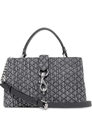 Rebecca Minkoff Women Purses - Edie Quilted Satchel