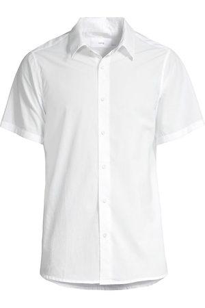 ONIA Men's Albert Short-Sleeve Shirt - - Size XXL