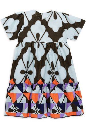 Elisamama Little Girl's & Girl's Pattern Sun Dress - Size 3