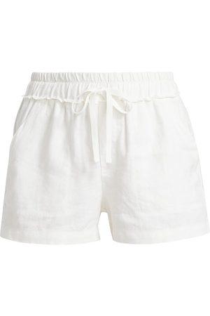 Splendid Women's Rivera Linen Shorts - - Size XS