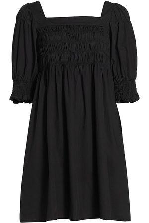 Gestuz Women's Lena Smocked Dress - - Size 10