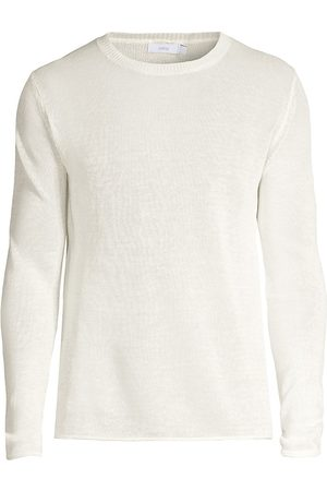 ONIA Men's Kevin Linen Crew Sweater - - Size Medium