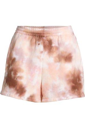 A.L.C. Women's Wrenn Tie-Dyed Sweat Shorts - Size XS