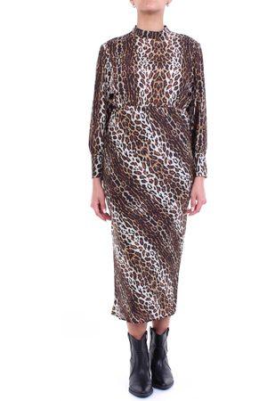 ROSEANNA Long Women Leopard print