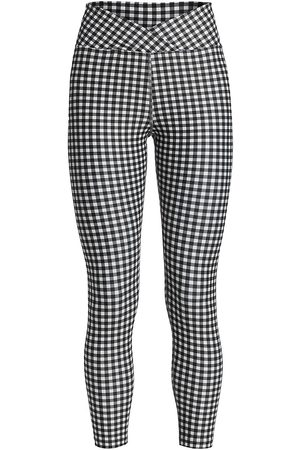 YEAR OF OURS Women's Veronica Gingham Leggings - Gingham - Size Small