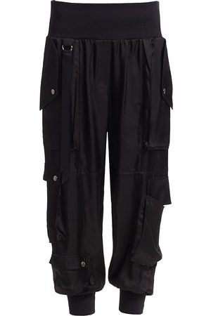 Cinq A Sept Women's Harmony Cargo Pants - - Size XL