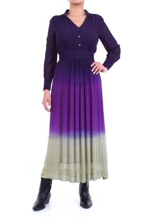 Attic and Barn Long Women Violet
