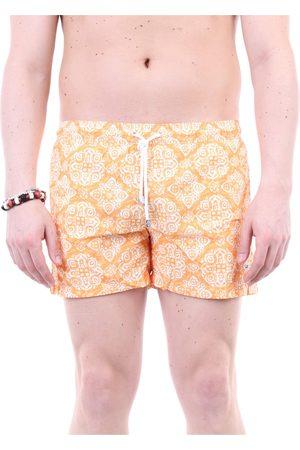 LUIGI BORRELLI NAPOLI Sea shorts Men Fancy
