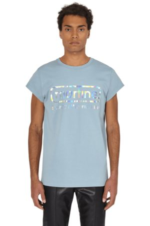 MARTINE ROSE Cap sleeve perfection t-shirt XS