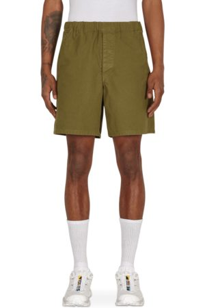 Barbour White label dillon shorts OLIVE S