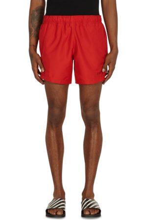 OFF-WHITE Logo swim shorts / S