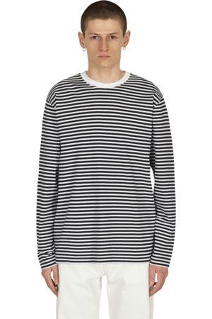 Noah NYC Stripe longsleeve t-shirt / M