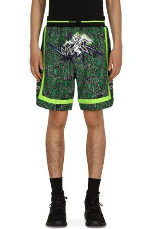 adidas Sankuanz reversible basketball shorts M