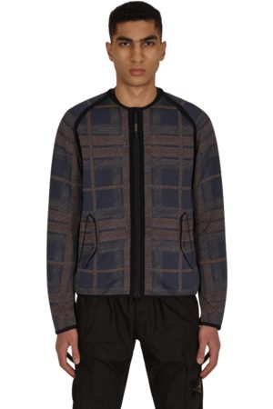 Baracuta Byborre g4 3d tartan jacket NAVY M