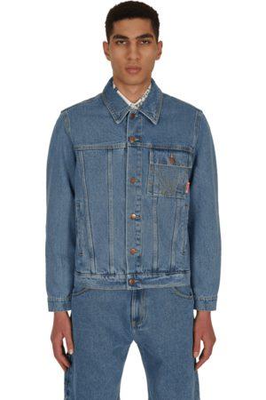 PACCBET Denim long jacket S