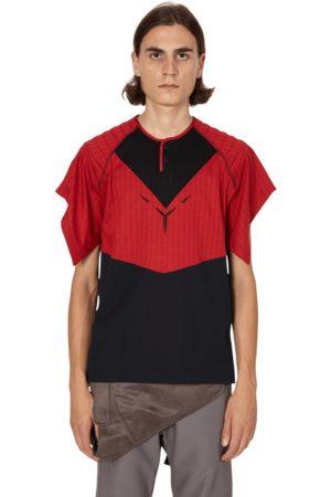 Kiko Kostadinov Kenneth t-shirt RACE /RAVEN S