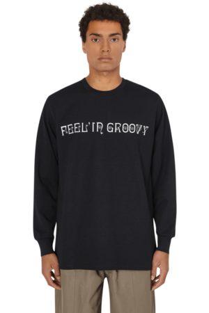South 2 West 8 Feel' in groovy longsleeve t-shirt S
