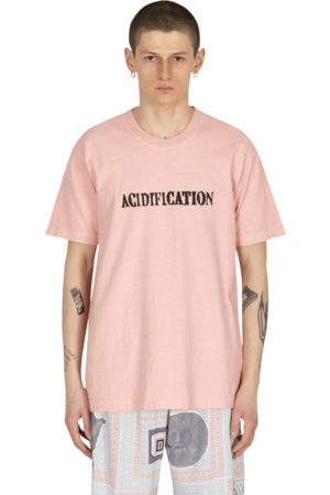 EDEN power corp Accidification recycled t-shirt CORAL M