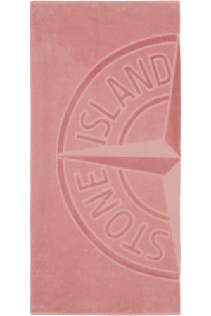 Stone Island Beach towel QUARTZ U
