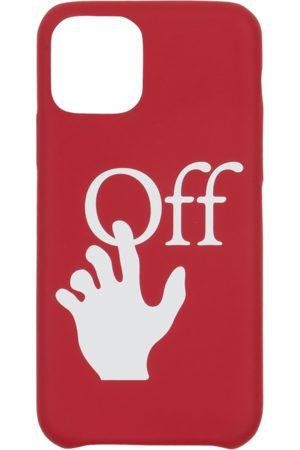 OFF-WHITE Hand off iphone 11 pro case / U