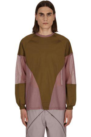 Paria Farzaneh Diamond mesh longsleeve t-shirt / S