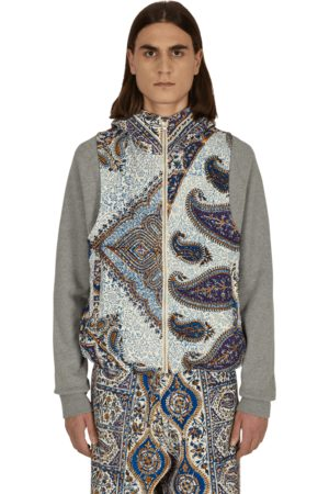 Paria Farzaneh Printed vest ALL OVER PRINT S