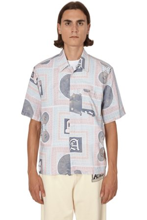 ARIES Scarf hawaiian shortsleeve shirt MULTI S
