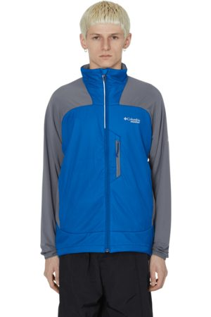 Columbia Caldorado iii insulated jacket MARINE /CITY GREY S