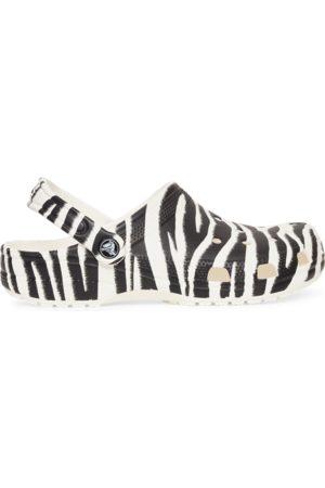 Crocs Classic animal clogs /ZEBRA PRINT 33-34