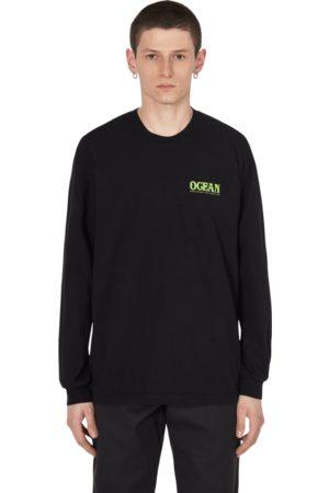 EDEN power corp Ocean recycled longsleeve t-shirt S