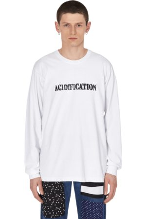 EDEN power corp Accidification recycled longsleeve t-shirt S