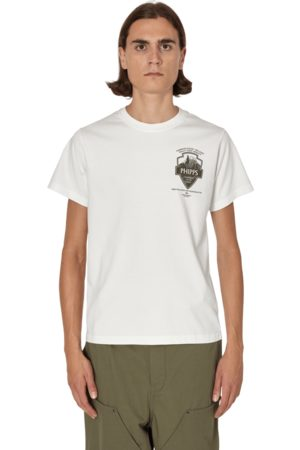 Phipps Park badge logo t-shirt S