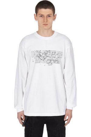 NEW TOTAL LUXURY SPA Slam jam longsleeve t-shirt S