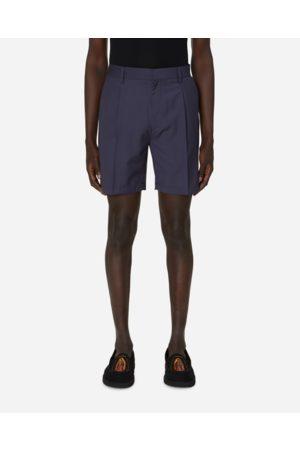 Wacko Maria Men Sports Shorts - Pleated chino shorts (type-1) M