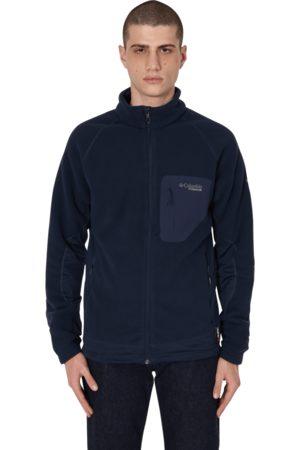 Columbia Titan pass 2.0 ii fleece jacket COLLEGIATE NAVY S