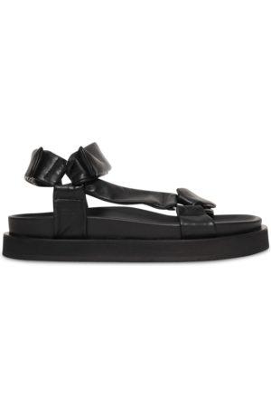 Jil Sander Leather sandals 40