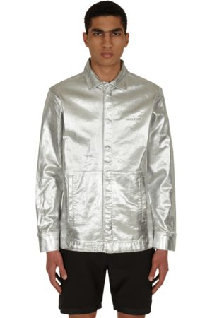 1017 ALYX 9SM Foil denim jacket L