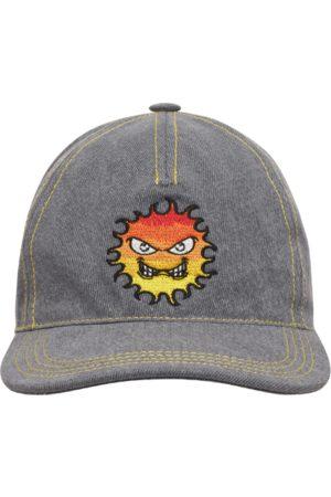 PACCBET Embroidered logo cap LIGHT GREY U