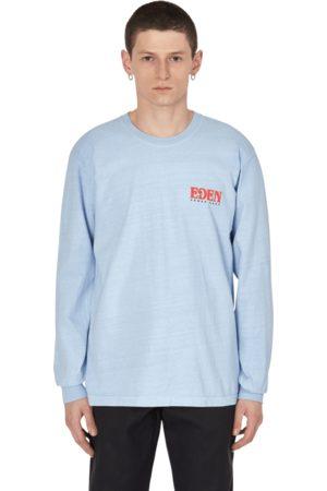 EDEN power corp Eden recycled longsleeve t-shirt LIGHT GREY S