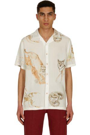 Phipps Bowling shirt DANGER IN THE DESERT S