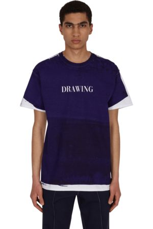 Noma Drawing t-shirt DARK M
